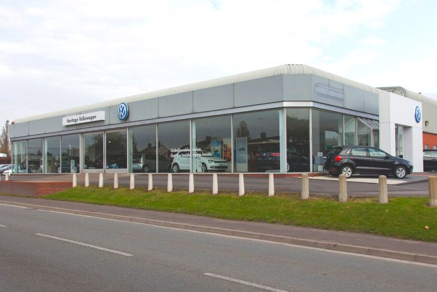 Heritage of Yeovil Volkswagen